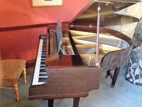 Baby Grand Piano By Challen & Son £300