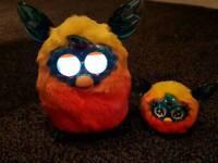 Furby Crystal boom