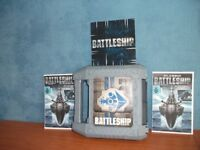 HASBRO CLASSIC BATTLESHIP MOVIE EDITION BOARD GAME
