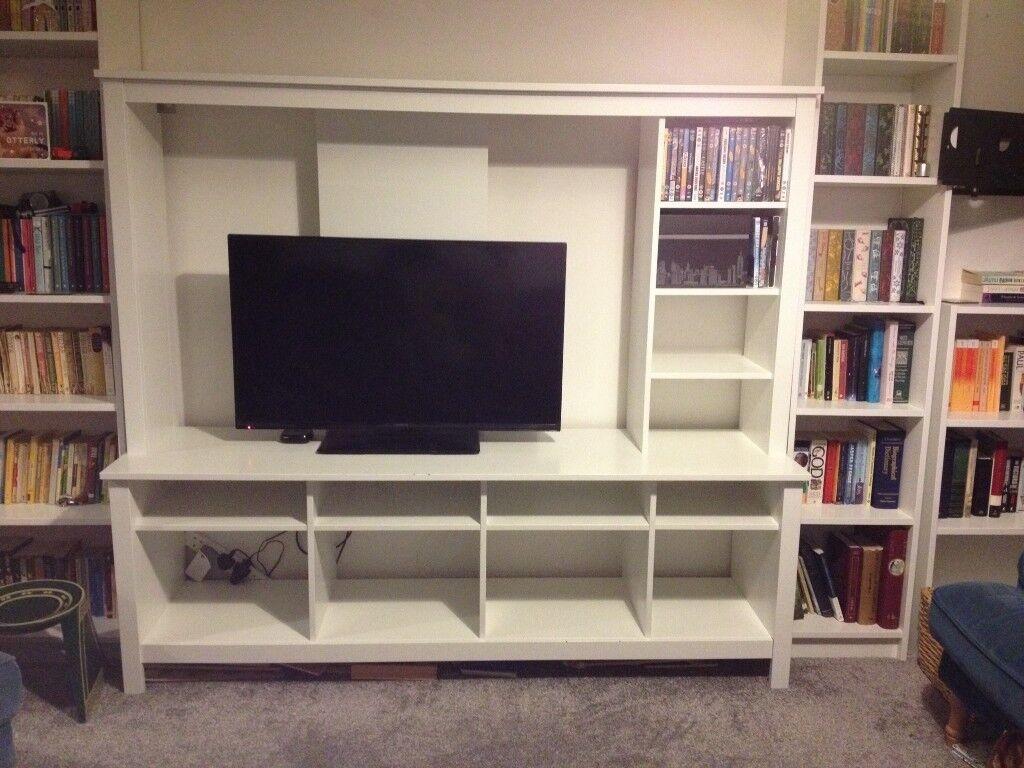 meet 08fc3 8faa2 IKEA Tomnas TV storage shelf shelving unit | in Churchdown, Gloucestershire  | Gumtree