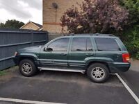 Jeep Grand Cherokee Limited Td, 3125CC Diesel, 5DR, Auto