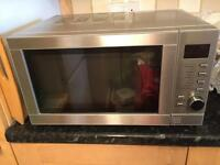 Microwave with grill - quick sale