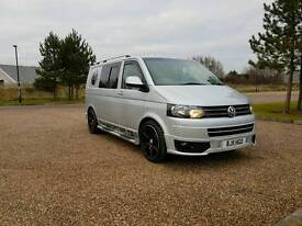 11 Vw Transporter T5.1 T32 140 bhp Silver 6 speed, Air Con. Stunning Van May px??