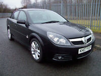 2007 (07) Vauxhall Vectra 1.9 SRi CDTi Diesel Automatic 5 Door Hatchback