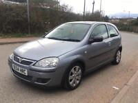 Vauxhall corsa 1.2 sxi twinport 2004 low mileage