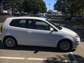 Volkswagen Polo 1.4 TDI blue motion. Zero tax. 12 months mot