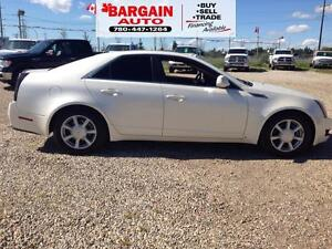 2008 Cadillac CTS MOON ROOF, Very Nice Ride