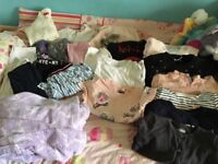 6/7 years girls clothes bundle