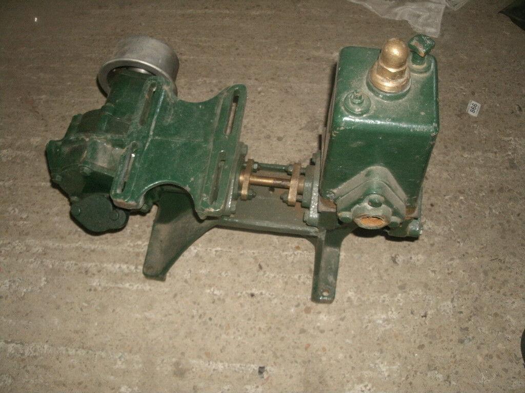 Stationary Engine Water Pump