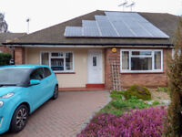 FOR SALE - 2 BED SEMI-DETACHED BUNGALOW WITH CONSERVATORY - GRAVESEND, KENT £325,000