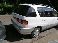 Toyota Picnic 2.2 GS Diesel , Manual gearbox. 7 Seater.