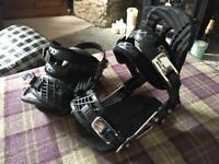 Ride dva t6ai aluminium women's bindings