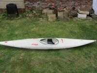 PERCEPTION KAYAK MIRAGE WHITE - WATER SPORTS FOR THIS SUMMER