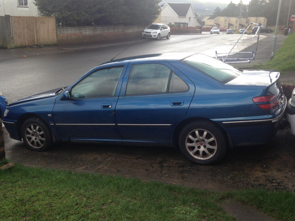 peugeot 406 hdi for spares all parts alloy wheels tow bar available engine working in neath. Black Bedroom Furniture Sets. Home Design Ideas