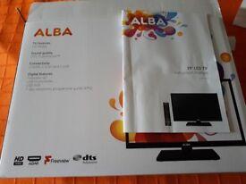 Alba 19'' Television.