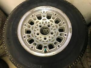 205/70/15 GT Radial Tires+Rims 99%