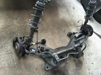 2013 Suzuki swift sport front axel