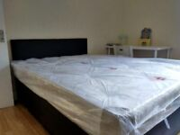 Spacious large double bedroom available