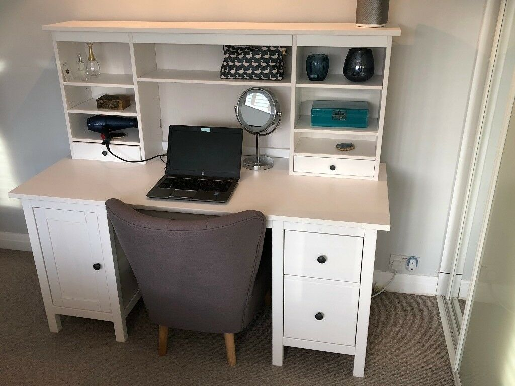 hemnes desk en products drawers ca with white ikea stain catalog