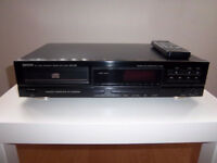 DENON CD PLAYER DCD 580 complete with Remote Superb Sound Quality