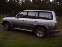 Wanted Toyota Landcruiser 80 / 100 series Amazon 4.2 diesel
