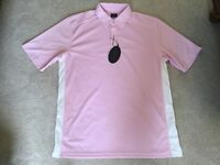 BRAND NEW AUTHENTIC GREG NORMAN POLO SHIRT