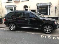 BMW X5 4.4 SPORT AUTO 4x4 MAY PX