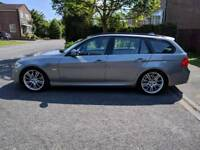 2010 BMW 330d Estate - manual