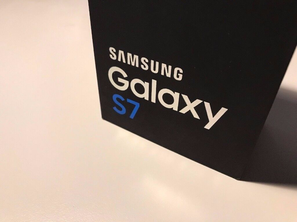 Galaxy S7 like Brand New Unlocked for any network. All set
