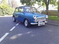 AUSTIN MINI CITY 1000 AUTOMATIC MoT'd NICE CONDITION DRIVES WELL
