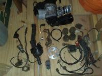 MINI MOTO ENGINE AND QUAD PARTS