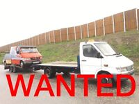 Mercedes Sprinter 208D - 308D - 310D - 312D - VANS WANTED