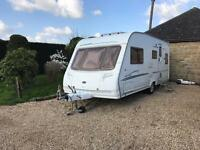 Sterling Eccles Jewel 2004 fixed Bed with Full awning