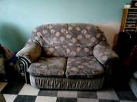 Two Sofas free for collection