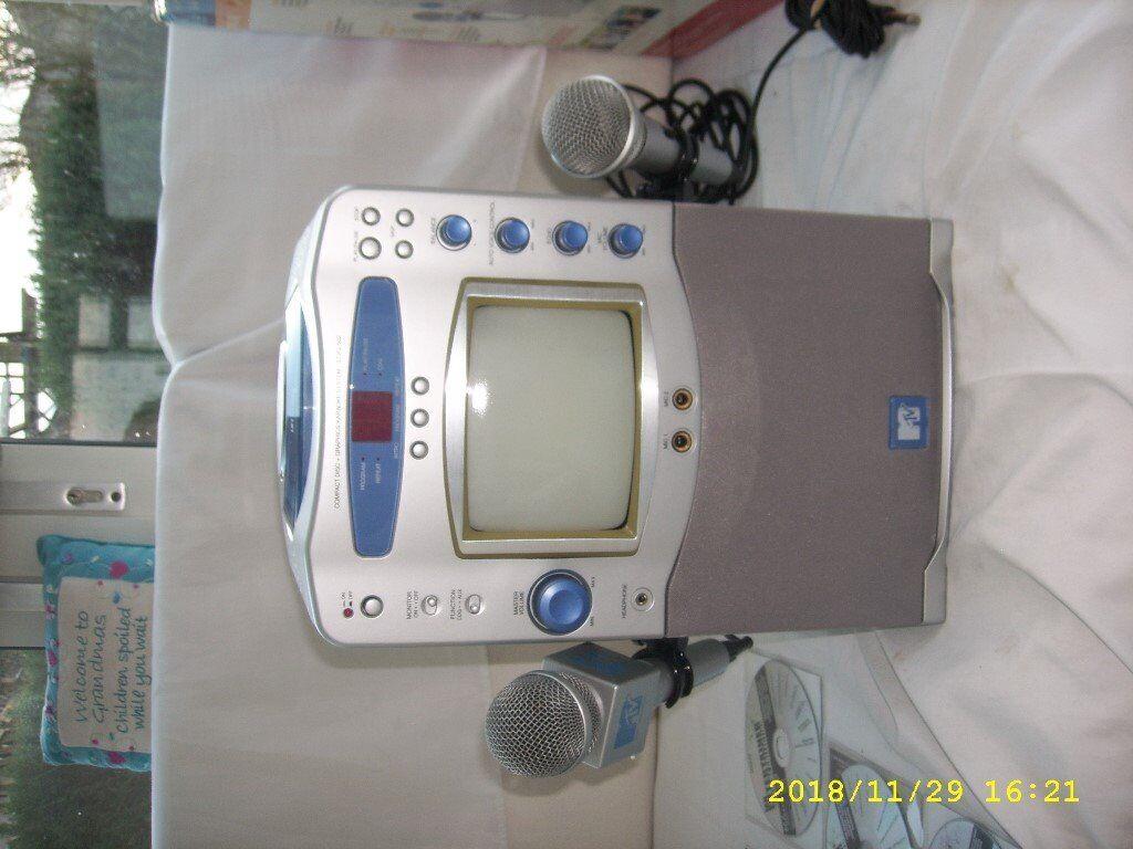 5 5 inch TV monitor Karaoke system | in Huddersfield, West Yorkshire |  Gumtree