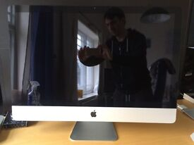 Apple iMac 27 inch, Mid 2011 - 20 GB Memory, SSD & HDD fitted (1.25 TB total), good condition!