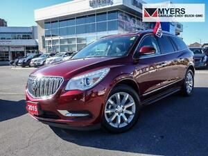 2015 Buick Enclave AWD/SUNROOF/DRIVER CONFIDENCE PACKAGE/POWER L