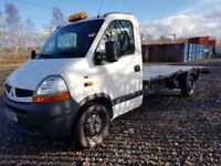 Recovery Truck 2008 Renault Master 107k miles done