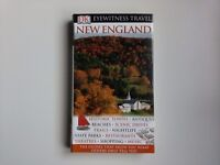 DK Eyewitness travel guide to New England.
