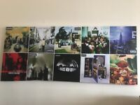 Oasis canvas wall art