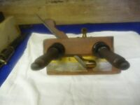 groove or slot plane also called plough plane ( i think)