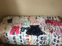 Brand new baby girl clothes Bundle 0-3 months