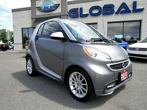 2013 Smart fortwo passion NAVIGATION, HEATED SEATS