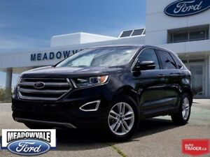 2015 Ford Edge SEL, NAVIGATION, LEATHER, SUNROOF