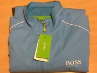 Hugo Boss BMW Championship Ltd Edition Wind Pro Top