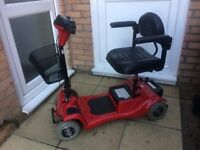 Mobility Scooter - Great Condition, Brand New Batteries