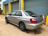 Subaru Impreza 2005 spares or repairs