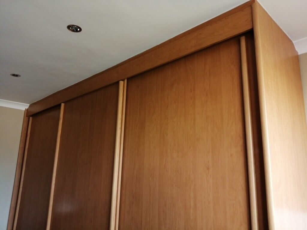 new concept 40ec4 03044 Fitted Wardrobe, self assembly, collection only | in Ayr ...