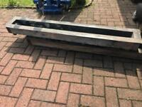 Concrete post support Mould Godfather / Repair Spurs