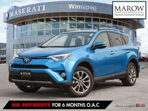 2017 Toyota RAV4 Limited: WITH HEATED SEATS!!